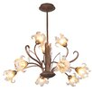 ET2 Bloom 9-Light Chandelier