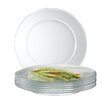 "Luminarc Directoire 10.5"" Dinner Plate (Set of 12)"