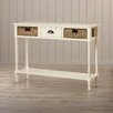 Beachcrest Home Evelyn Console Table