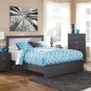 Signature Design by Ashley Shylyn Queen Upholstered Platform Bed