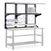 "Mayline Group IT Furniture 48"" H x 60"" W Organizer Desk Frames"