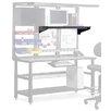 Mayline Group IT Furniture Desk Shelves