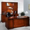 Mayline Group Sorrento 5-Piece Series Standard Desk Office Suite