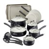 Paula Deen Savannah 17 Piece Cookware Set