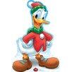 Advanced Graphics Donald Duck Holiday - Disney Cardboard Standup