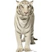 Advanced Graphics White Tiger Cardboard Stand-Up