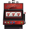 Advanced Graphics Vegas Slot Machine Cardboard Standup