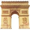 Advanced Graphics Paris Arcde Triomphe Cardboard Standup