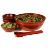 Woodard & Charles Salad With Style 7 Piece Bowl Set