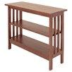 """Manchester Wood Underwindow 24"""" Standard Bookcase"""