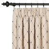 Eastern Accents Edith Branson Ivy Single Curtain Panel