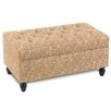Eastern Accents Edith Fellows Storage Chest Ottoman