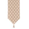 Eastern Accents Bardot Bisque Table Runner