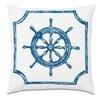 Eastern Accents Outdoor Captain's Wheel Throw Pillow