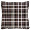 Eastern Accents Epic Stone Glarus Welt Down Throw Pillow