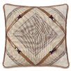 Eastern Accents Aiden Vivo/Woodside Brush Fringe Down Throw Pillow