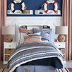 Eastern Accents Epic Harbor Button Tufted Comforter