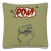 Eastern Accents Epic Shore Pow! Down Throw Pillow