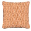 Eastern Accents Epic Shore Holmes Mandarin Welt Down Throw Pillow
