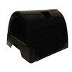 Kittyagogo Designer Cat Litter Box with Black Shiny Cover