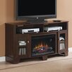 Classic Flame La Salle TV Stand with Electric Fireplace