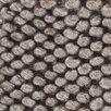 Chandra Rugs Burton Textured Contemporary Brown Area Rug