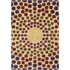 Chandra Rugs Allie Hand Tufted Wool Area Rug