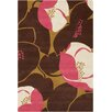 Chandra Rugs Amy Butler Field Poppy Pink Area Rug