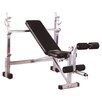 Phoenix Health and Fitness Power Adjustable Olympic Bench