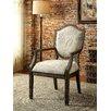 Hokku Designs Bernetta Cotton Arm Chair