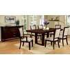 Hokku Designs Bisset 7 Piece Extendable Dining Set