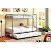 Hokku Designs Prism Twin over Twin Bunk Customizable Bedroom Set