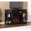 Hokku Designs Sutton TV Stand with Electric Fireplace