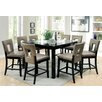 Hokku Designs Vanderbilte 9 Piece Counter Height Dining Set