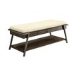 Hokku Designs Aubin Upholstered Entryway Bench