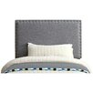 Hokku Designs Marina Upholstered Panel Headboard