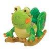 Rockabye Fergie Frog Rocker