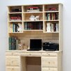 Gothic Furniture Riverdale Triple Desk Hutch