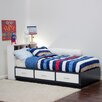 Gothic Furniture Captains Twin Bed