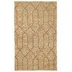 Kosas Home Kyra Gold Soumak Indoor/Outdoor Rug