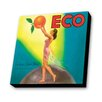 Lamp-In-A-Box Eco Vintage Advertisement