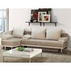 Creative Furniture Bali Sectional with Sleeper and Storage