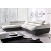 Creative Furniture Fabio Sectional with Sleeper and Storage