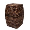 BirdRock Home Seagrass Accent Stool
