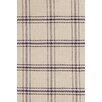 Bunny Williams for Dash and Albert Cooper Navy Plaid Rug