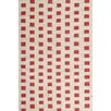 Bunny Williams for Dash and Albert Blanco Red Area Rug