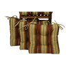 Blazing Needles Kingsley Outdoor Lounge Chair Cushion (Set of 2)