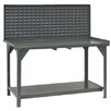 Durham Manufacturing Heavy Duty Steel and Iron Top Workbench