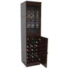 Concepts in Wood 21 Bottle Wine Cabinet