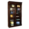 "Concepts in Wood 84"" Wine Rack and Standard Bookcase"